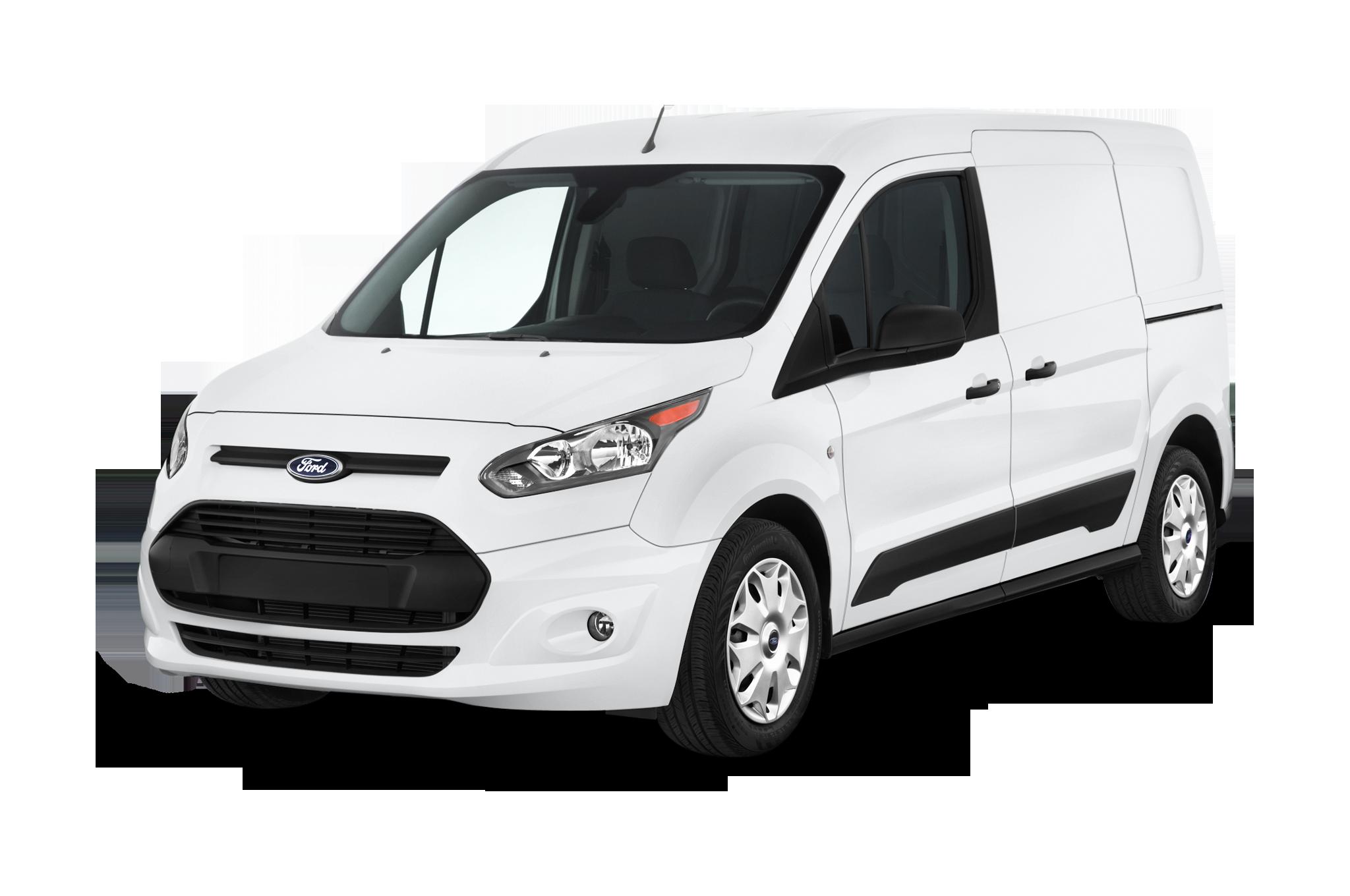 Minivan clipart van cargo. Ford takes on the