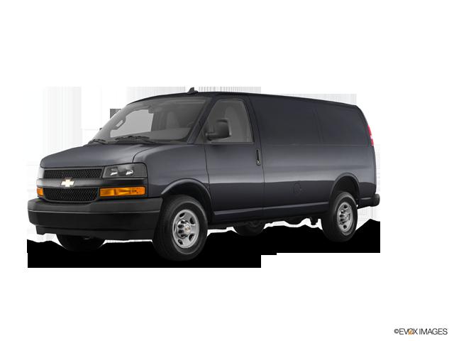 New chevrolet express from. Minivan clipart van cargo