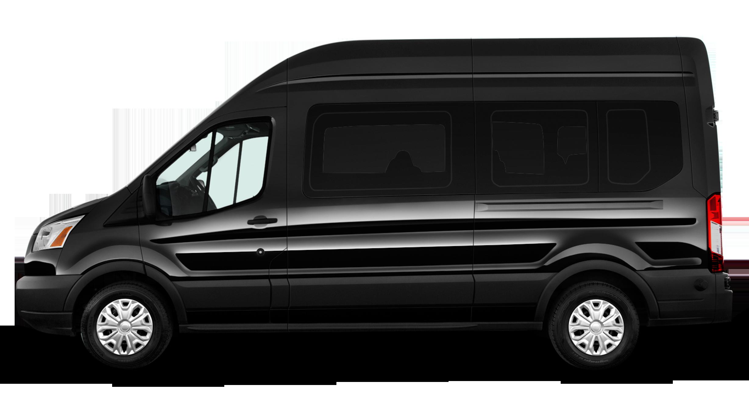Self drive seater minibus. Minivan clipart van driving