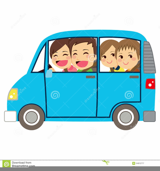 Minivan clipart van family. Free images at clker