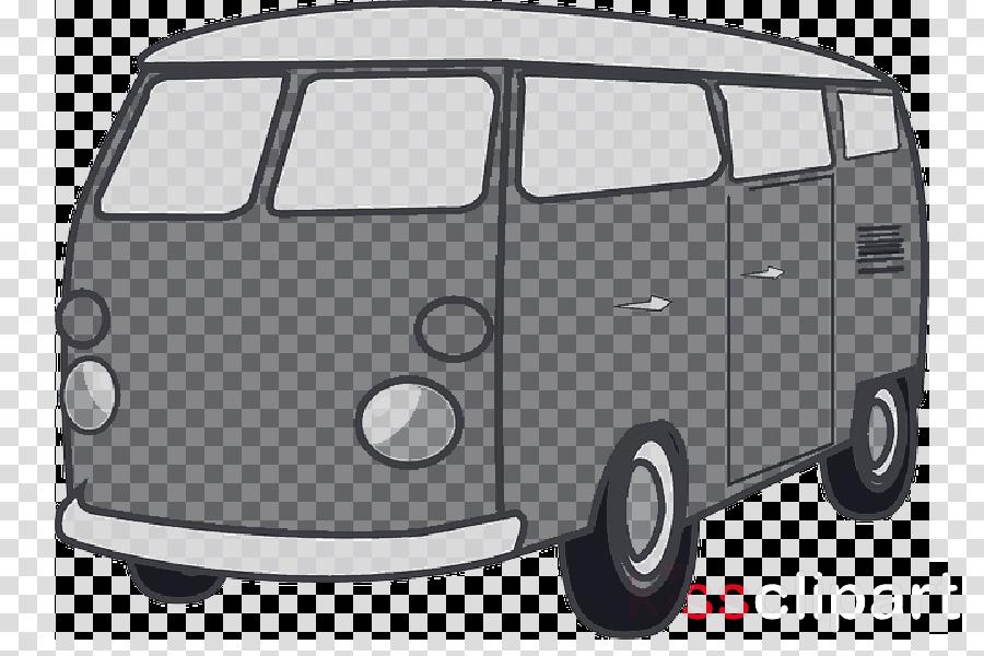 Minivan clipart van volkswagen. Car transparent png image