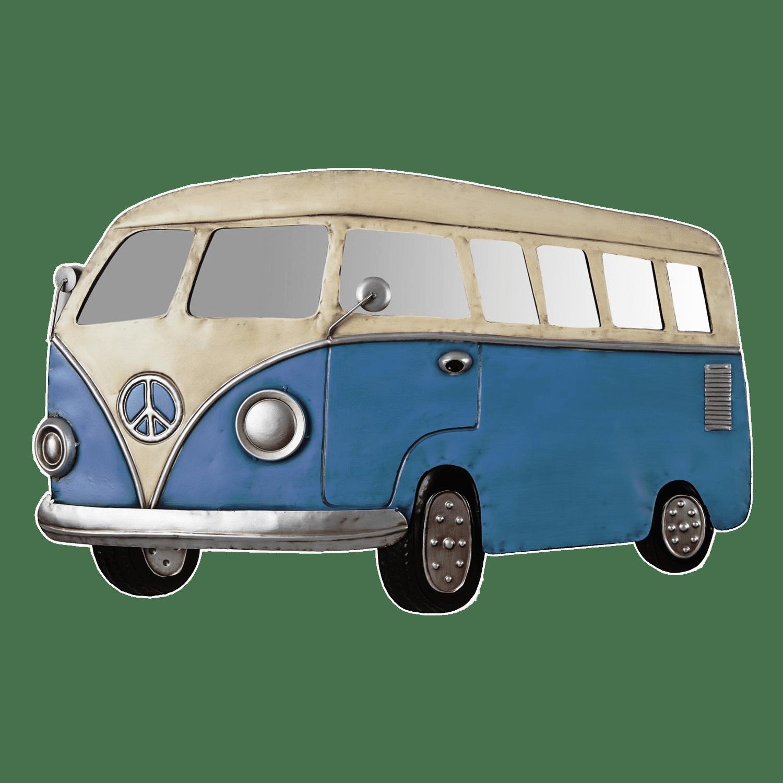 Minivan clipart vintage van vw. Volkswagen camper wall art