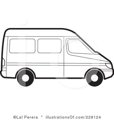 Delivery free download best. Minivan clipart work van