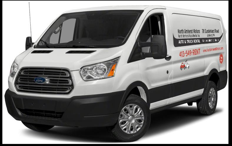 Car rental vans trucks. Minivan clipart work van
