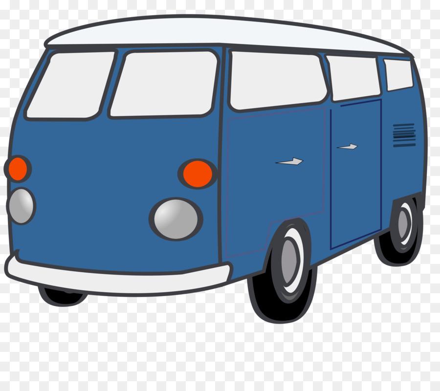 Volkswagen type clip art. Minivan clipart