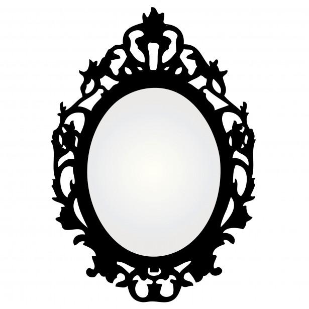 Clip art free panda. Mirror clipart