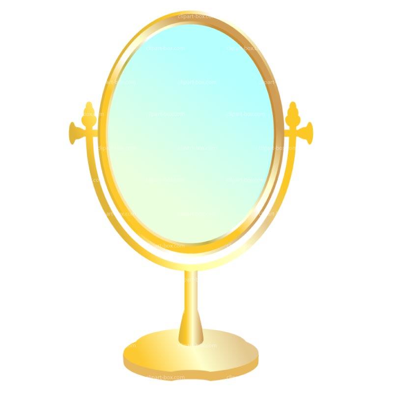 Free . Mirror clipart