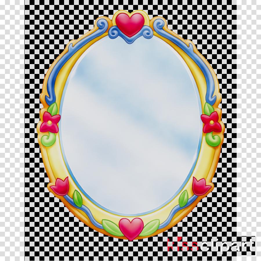 Picture design . Mirror clipart cartoon