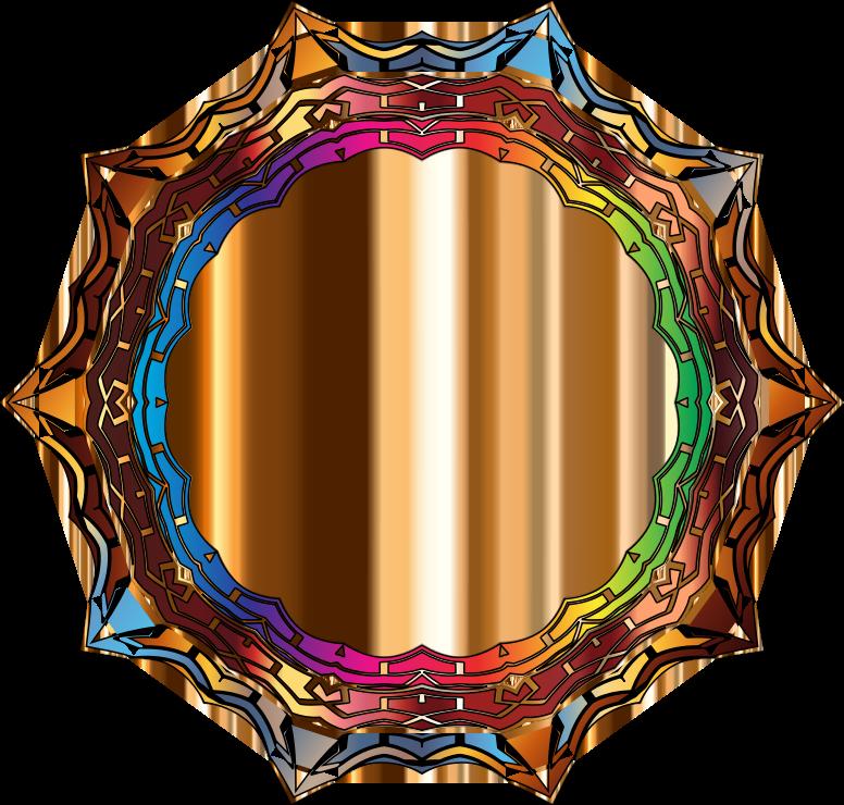 Soul medium image png. Mirror clipart circle mirror