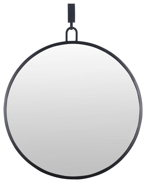 Mirror clipart circle mirror. Stopwatch round black