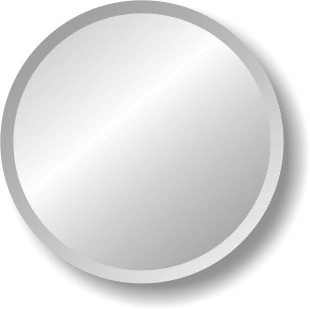 Mirror clipart circle mirror. High reflective silver made