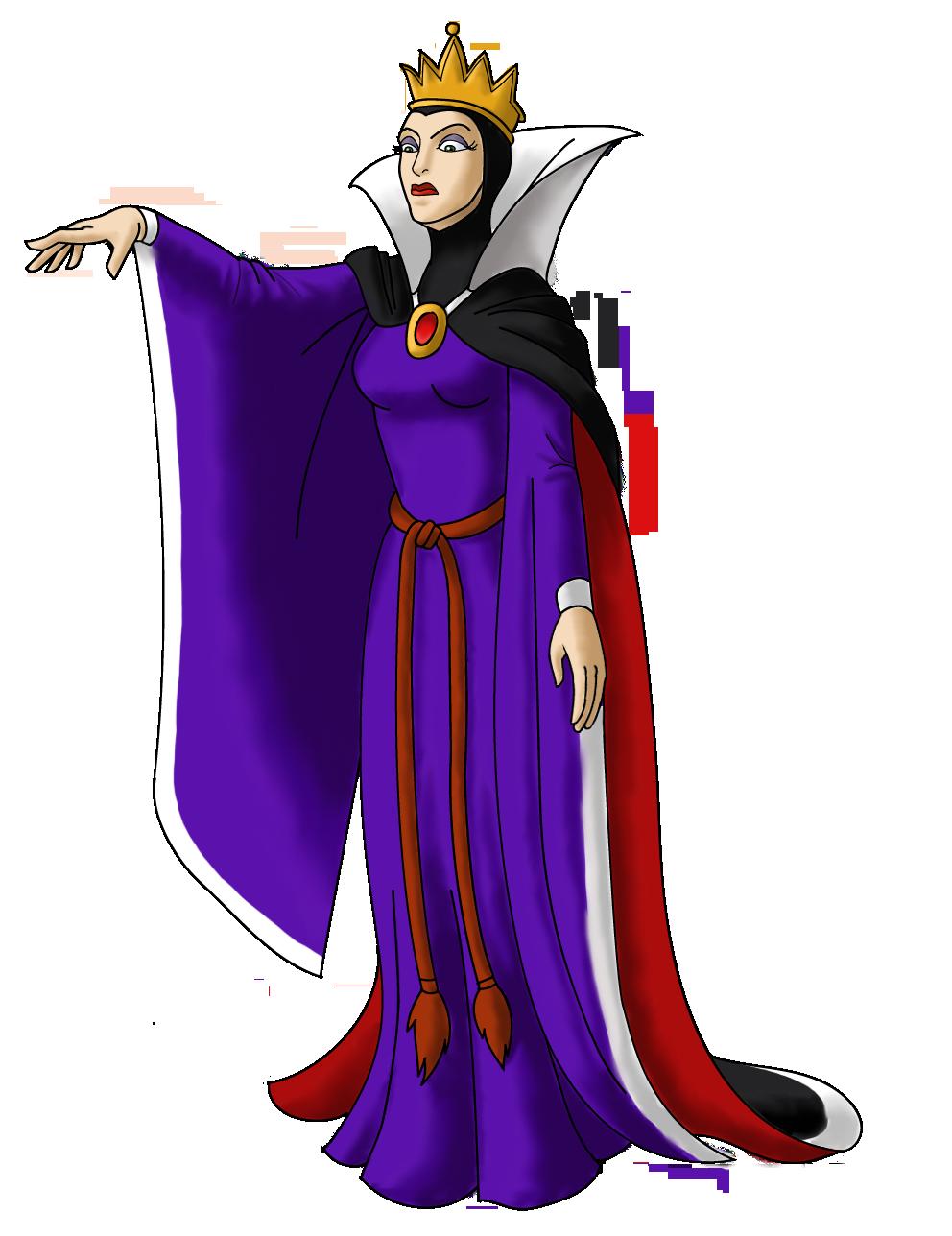 Queen clipart evil queen. Download hd hq png