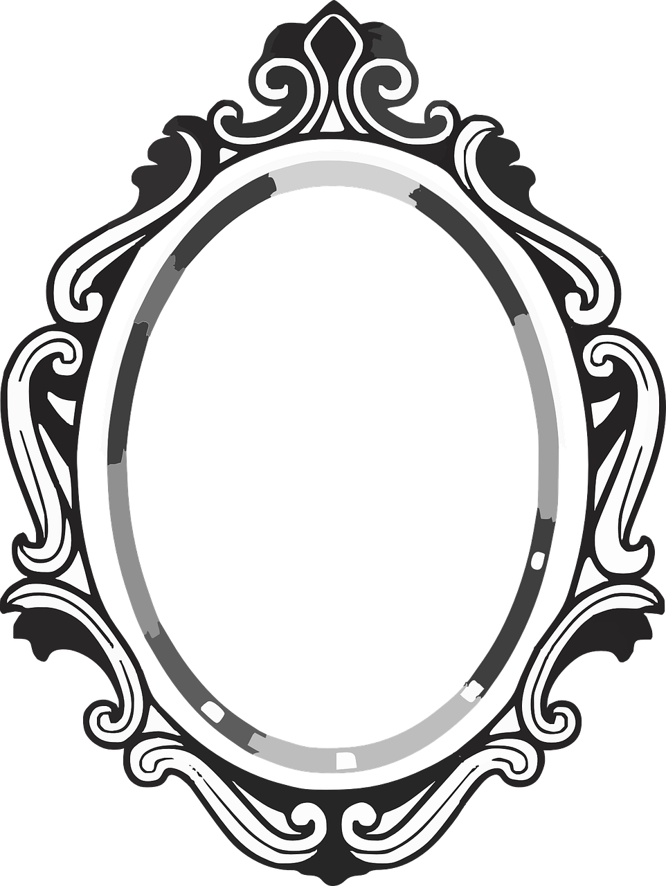 Mirror clipart fancy mirror.  collection of drawing