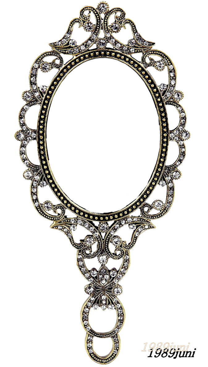 Stock by juni on. Mirror clipart fancy mirror