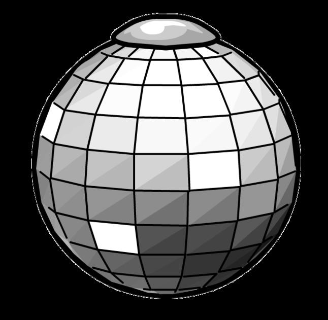 Mirror clipart free vector. Disco ball clipground