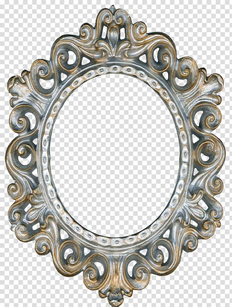 Frames decorative arts vintage. Mirror clipart gold mirror