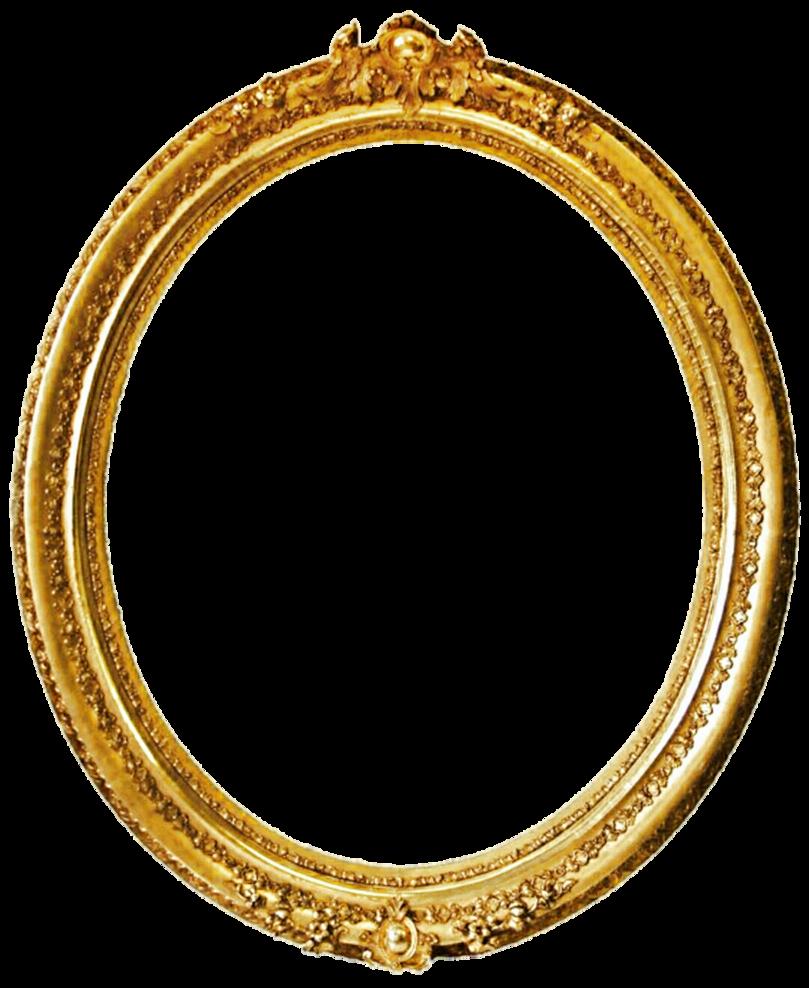 Picture frames clip art. Mirror clipart gold mirror