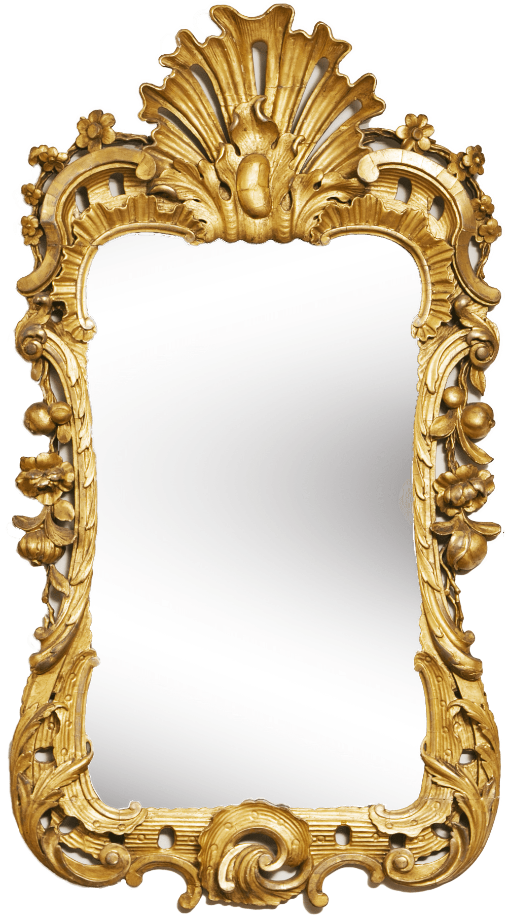Gold frame transparent png. Square clipart square mirror