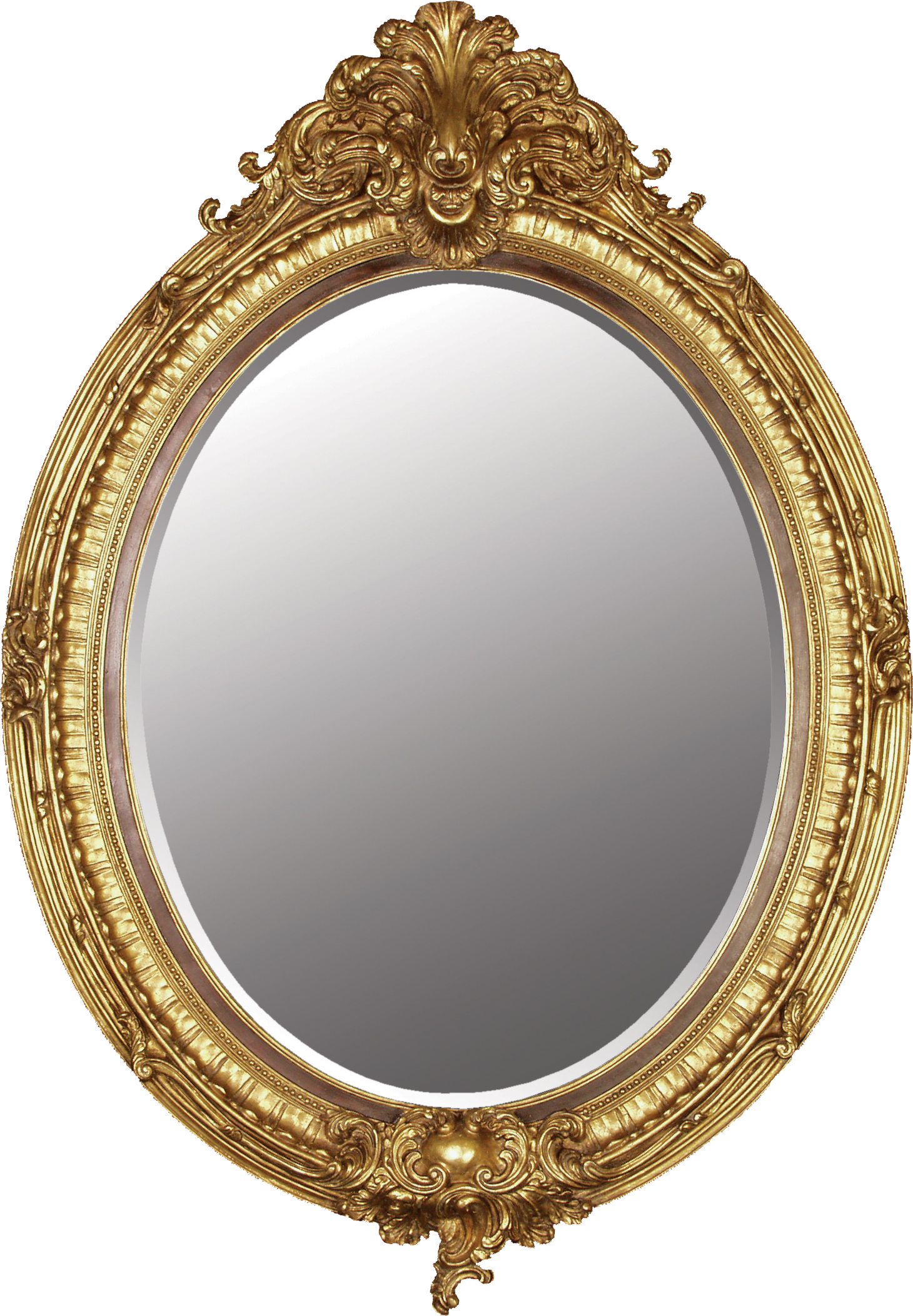 Mirror clipart gold mirror. Png image purepng free
