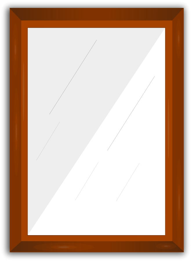 Free on dumielauxepices net. Mirror clipart rectangle mirror