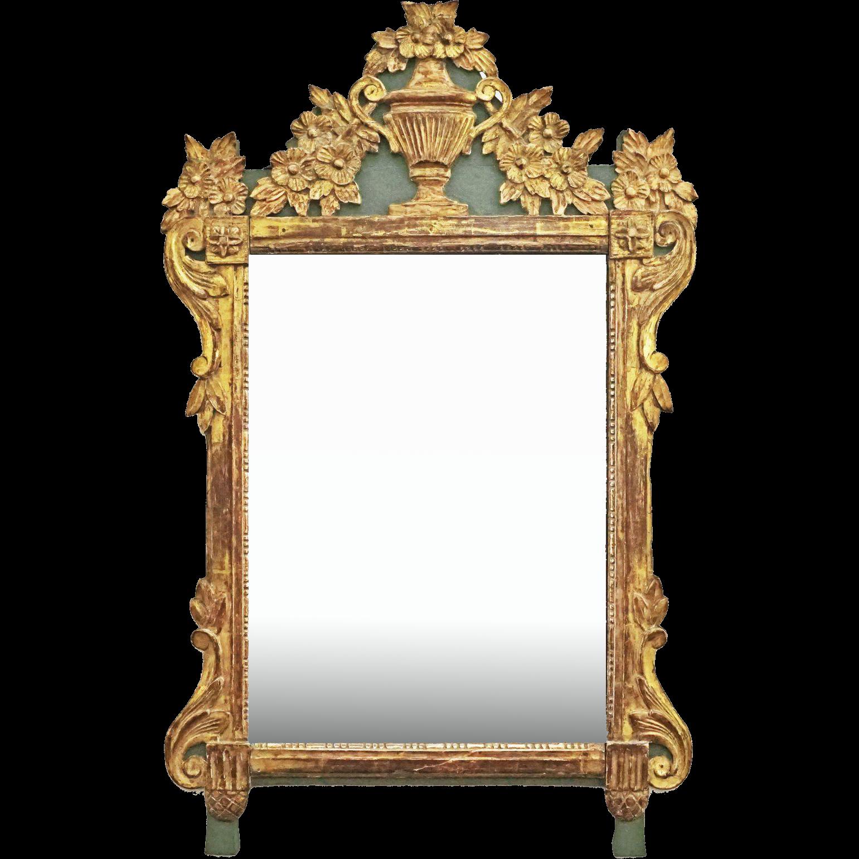 French directoire style gilt. Mirror clipart rectangular mirror