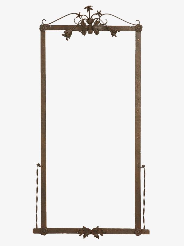 Mirror clipart rectangular mirror. European exquisite
