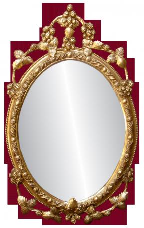 Mirror clipart wall mirror. Clip art library