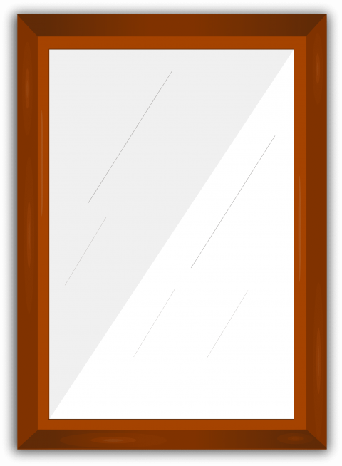 Mirror clipart wall mirror. Png free images toppng
