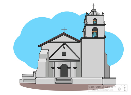 Mission san buenaventura founded. Missions clipart