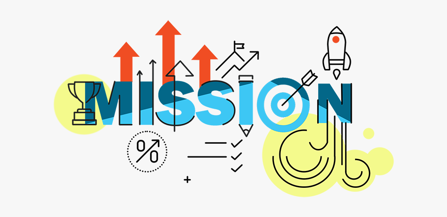 Mission vision graphic design. Missions clipart vission