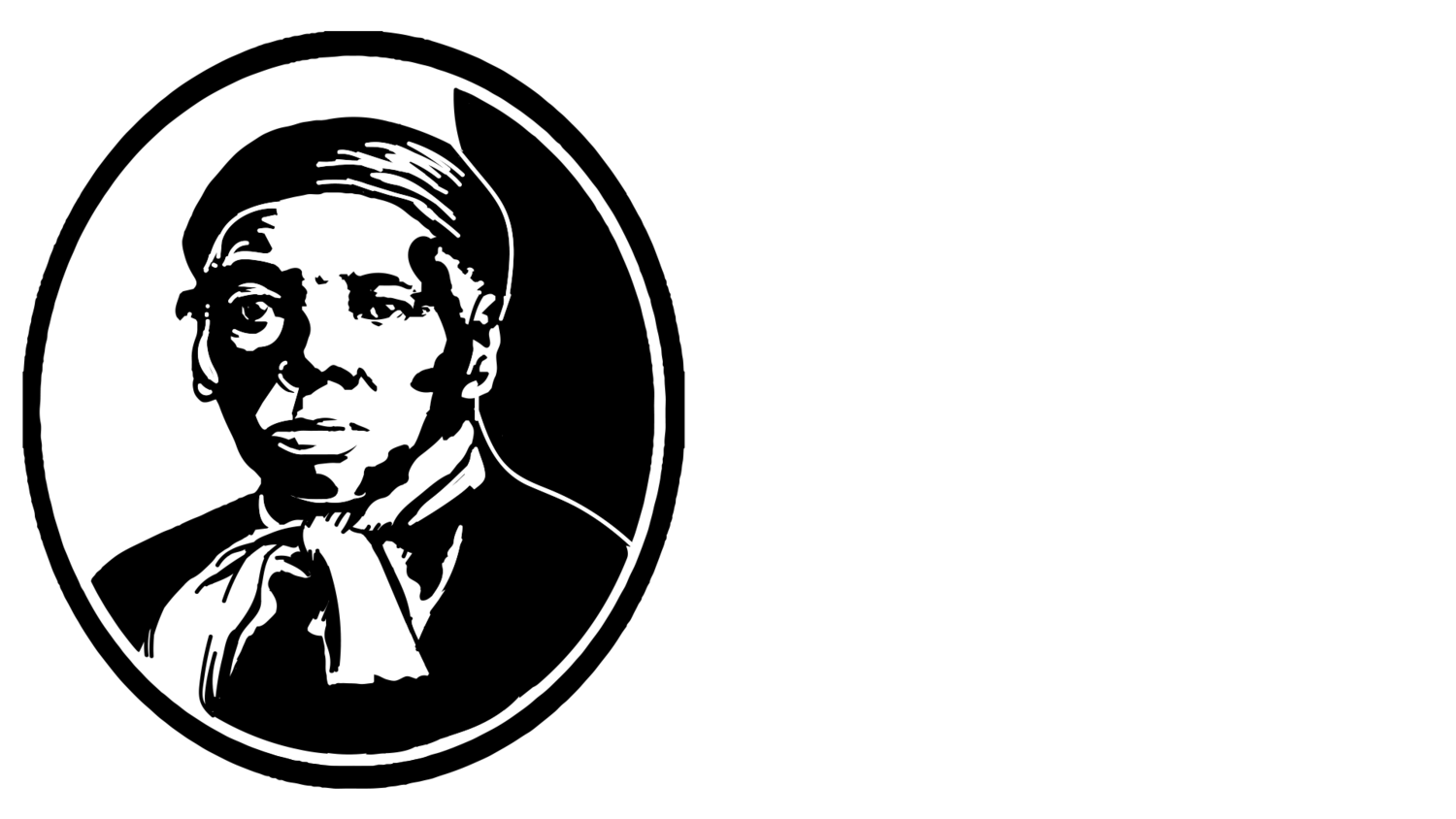 History mission harriet tubman. Missions clipart black and white