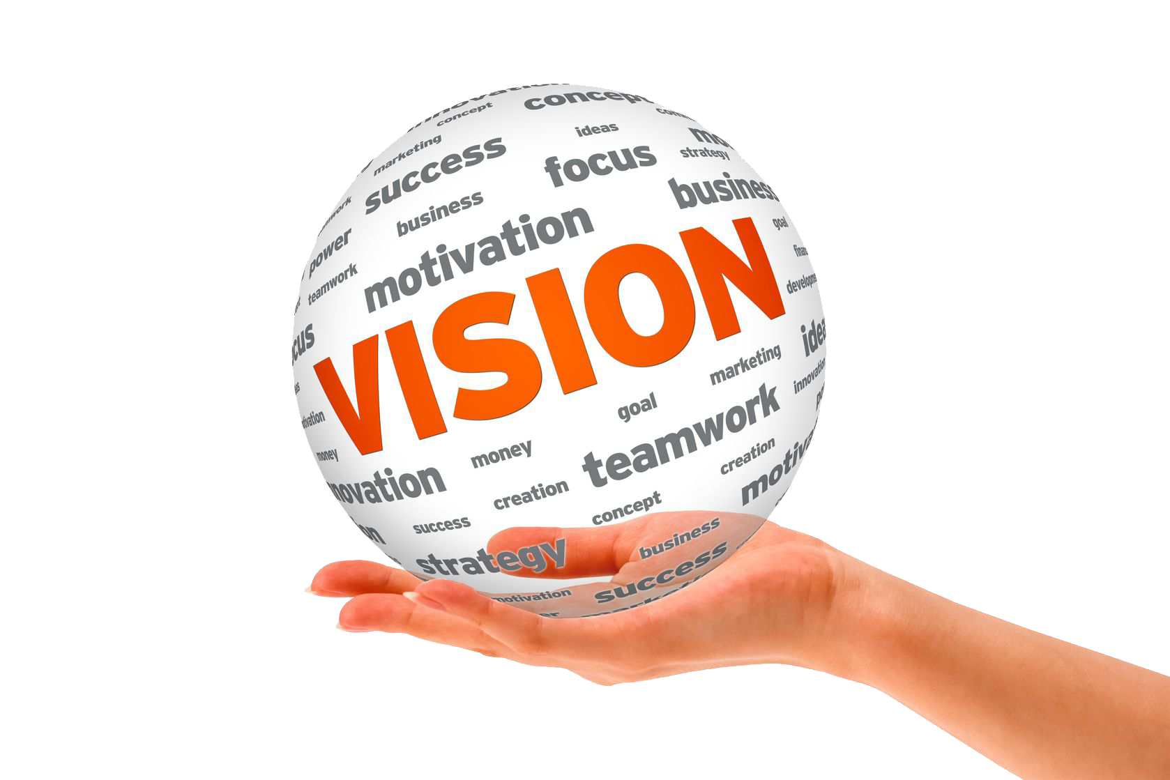Mission and values. Vision clipart business vision