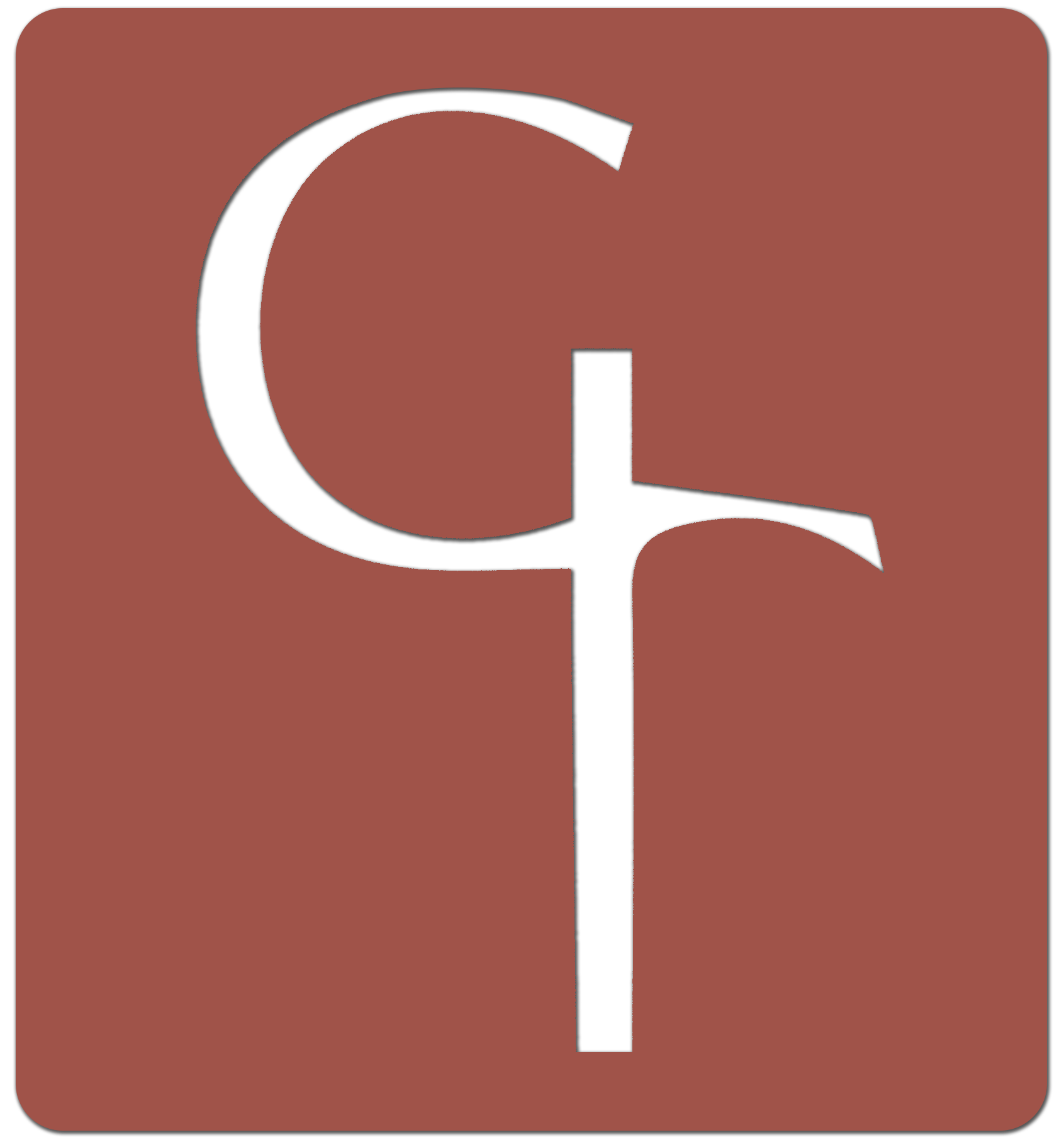 GF Church Logo red
