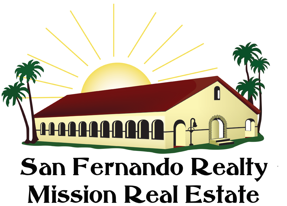Welcome to san fernando. Missions clipart real estate