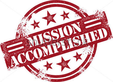 Missions clipart mission accomplished. Clip art free panda