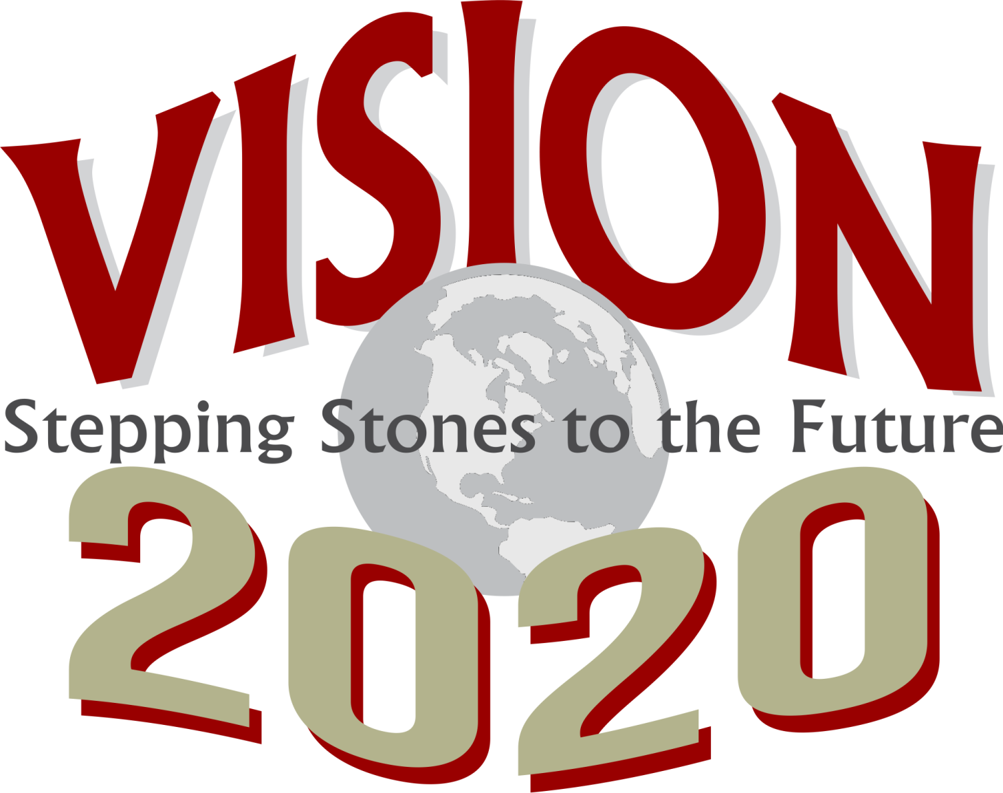 Vision clipart future work. Stepping stones next steps
