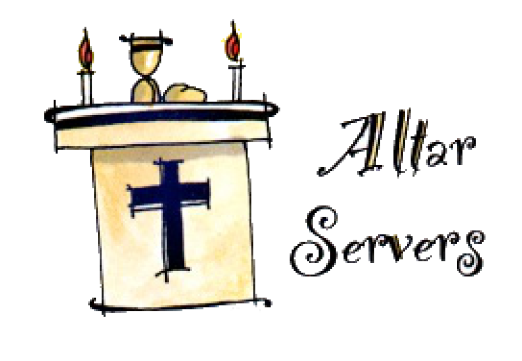 Ministry immaculate conception parish. Missions clipart liturgical minister