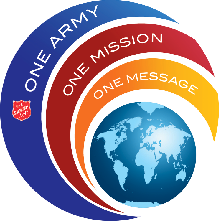 The salvation army annual. Mission clipart nations
