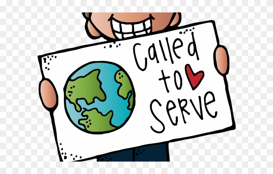 Missions clipart called to serve. Mission preschool png download