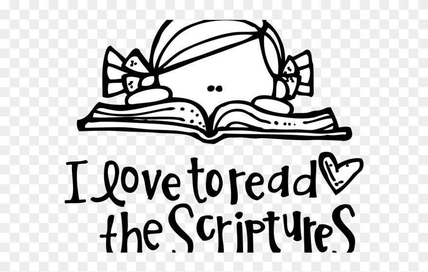 Mission love to read. Missions clipart scripture