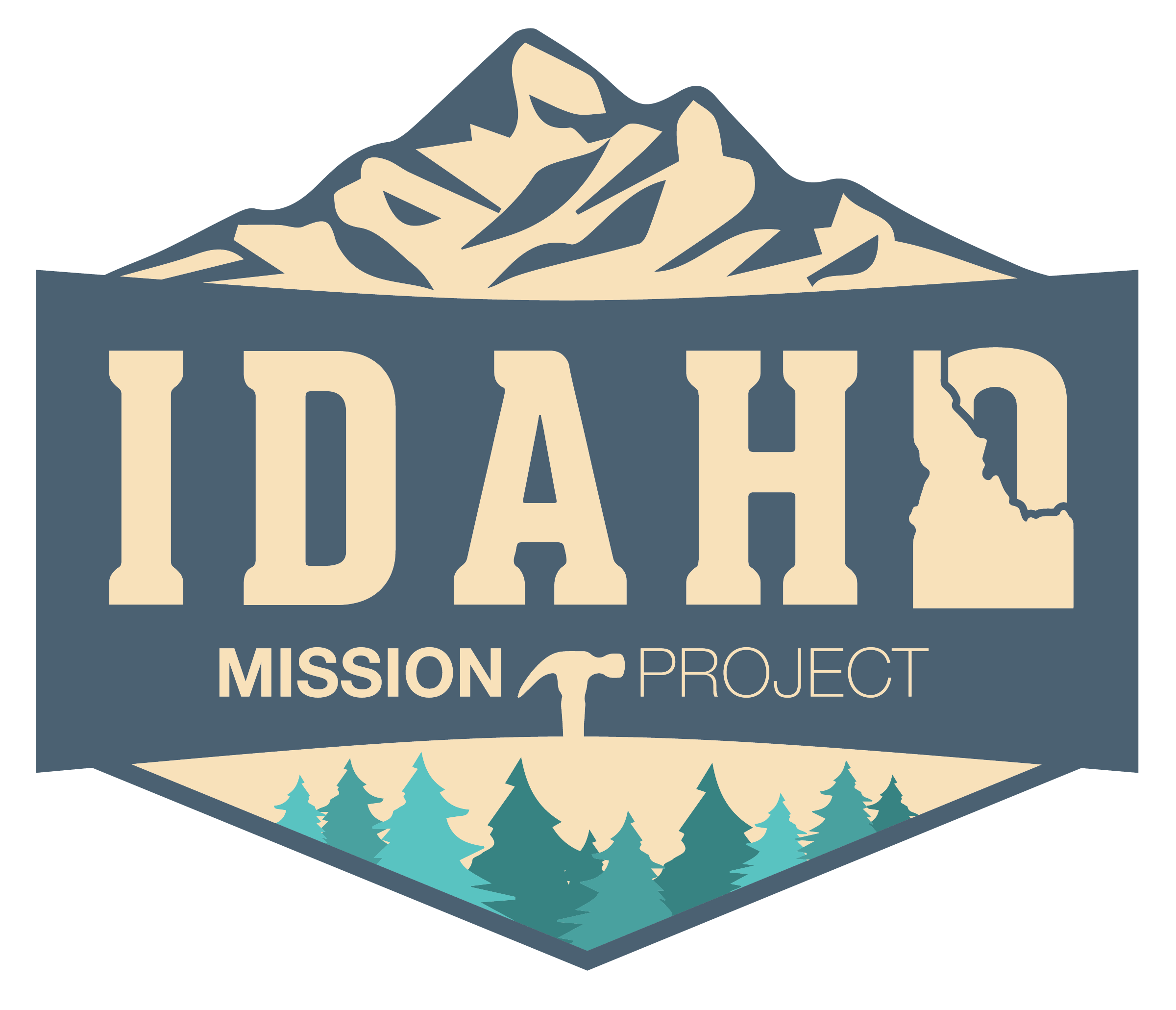 Idaho mission a and. Missions clipart service project