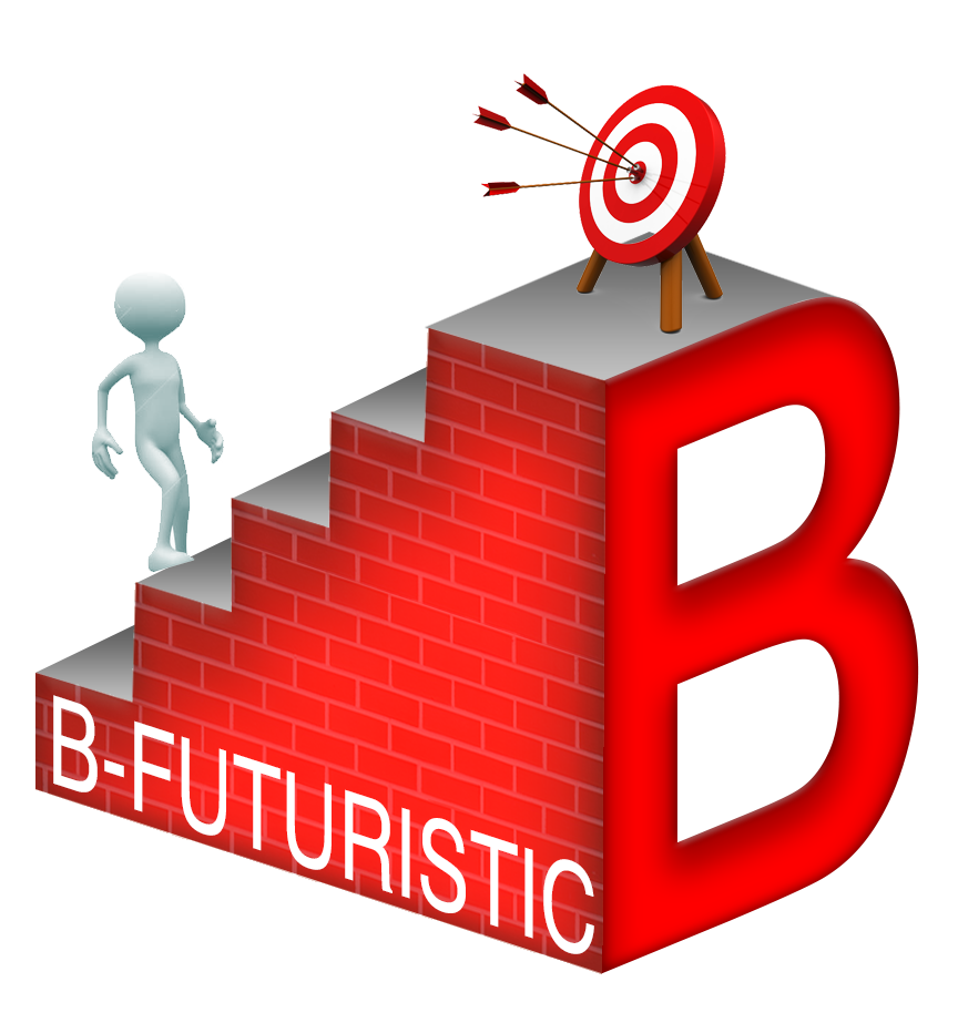 B futuristic my mission. Missions clipart shared vision