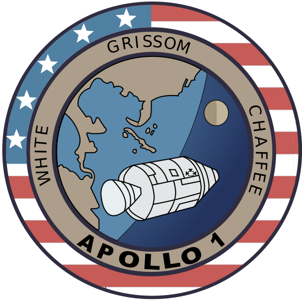 Apollo mission clipart