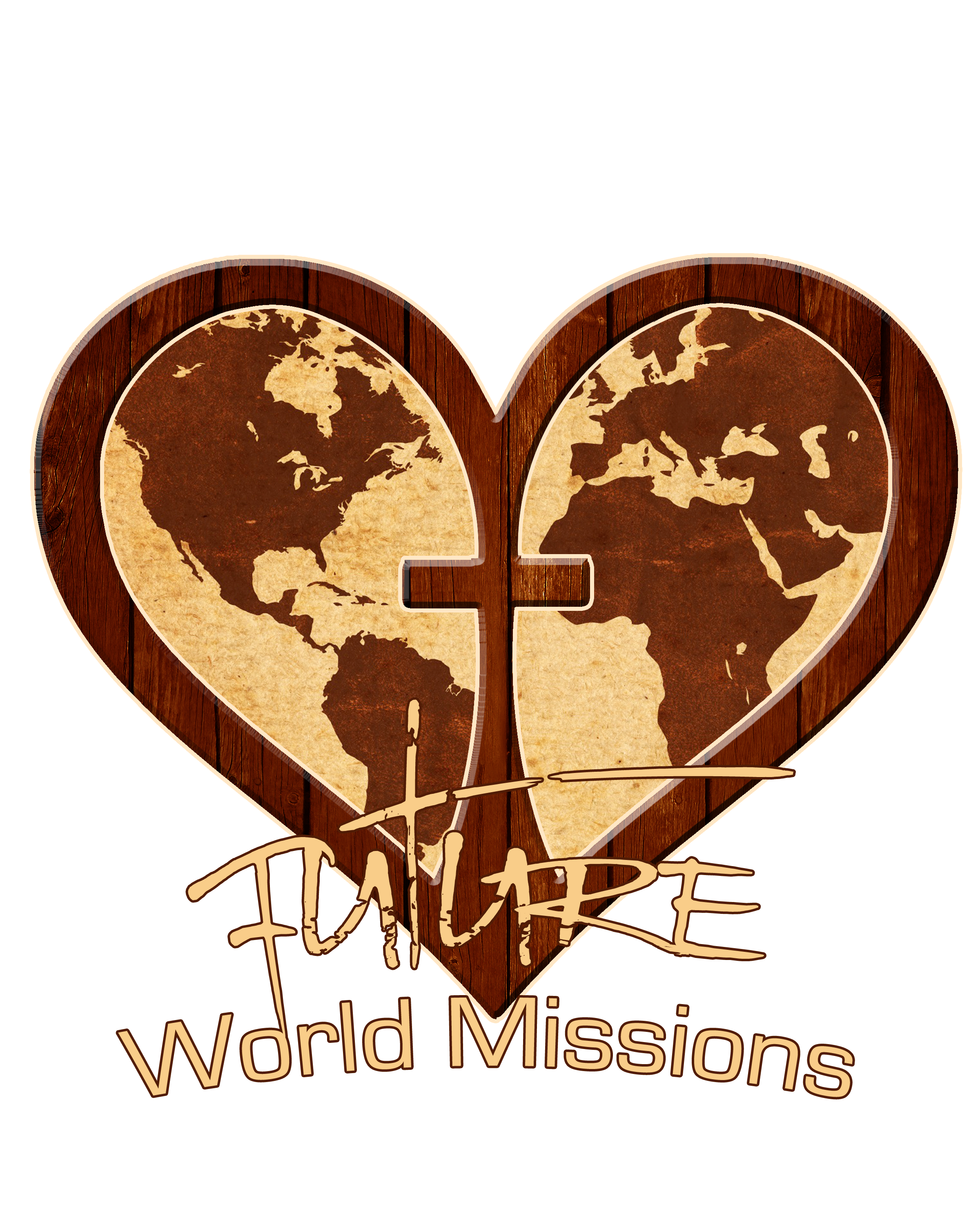 Future giving hope and. Missions clipart world love