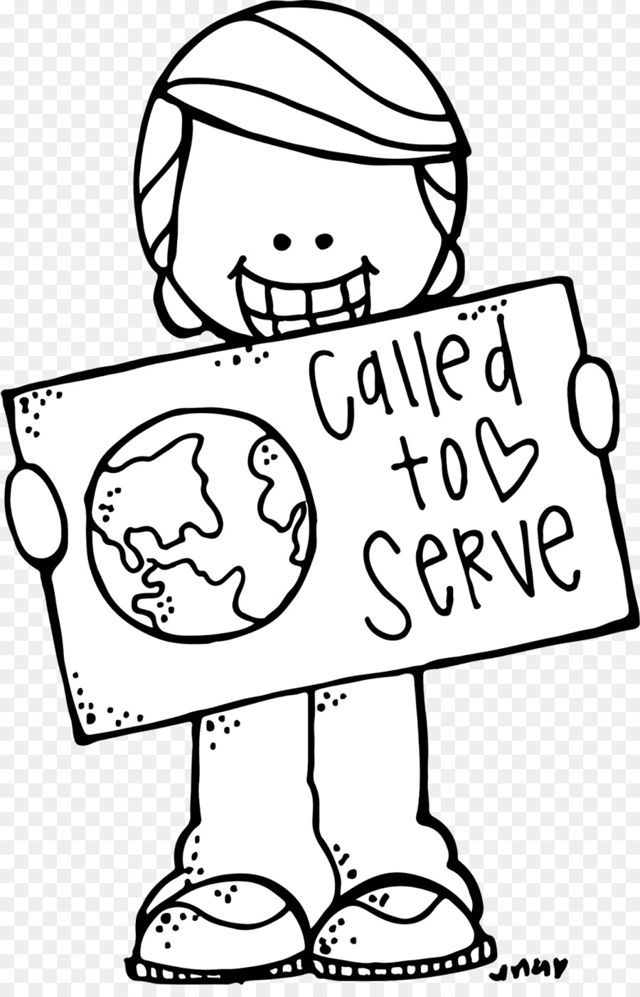 Missionary clipart black and white, Missionary black and ...