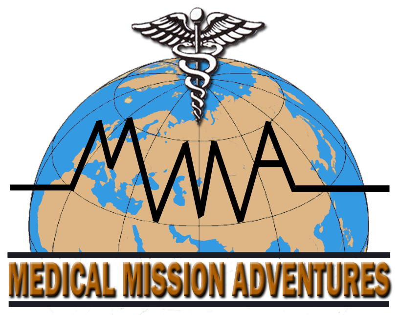 Medical mission logo. Missions clipart healthcare
