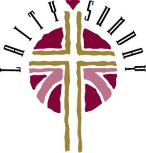 Calvary united methodist church. Missions clipart laity sunday