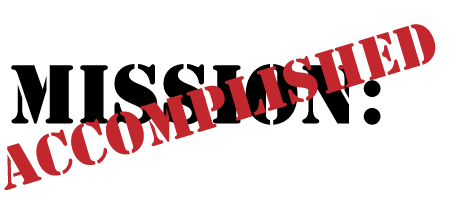 Free download best on. Missions clipart mission accomplished