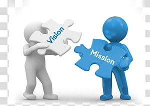 Mission and values illustration. Missions clipart shared vision
