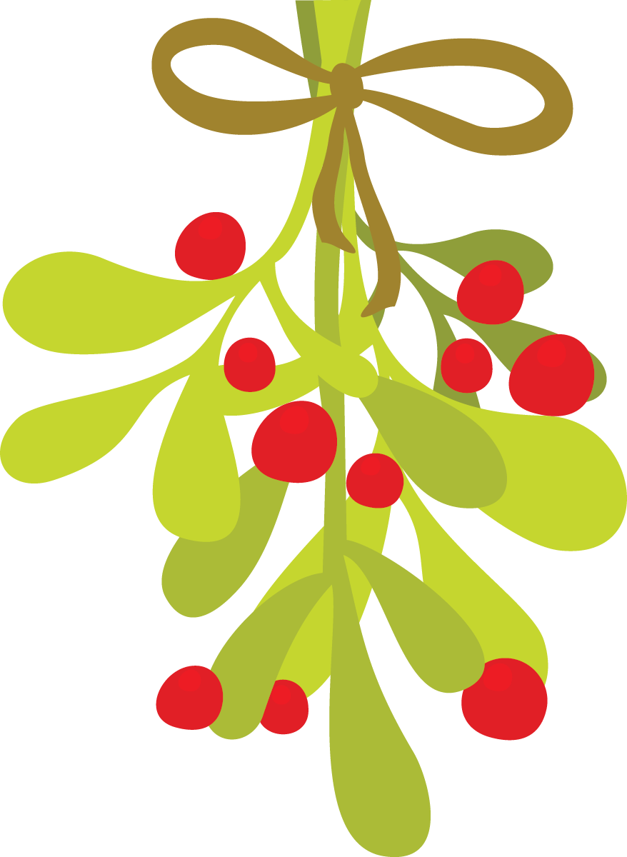 Free cliparts download clip. Mistletoe clipart